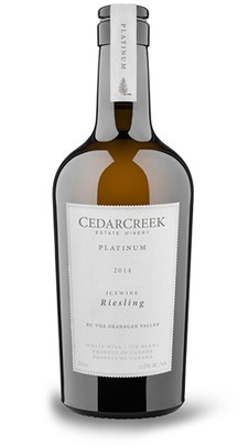 2014 Platinum Riesling Icewine *Sold Out*